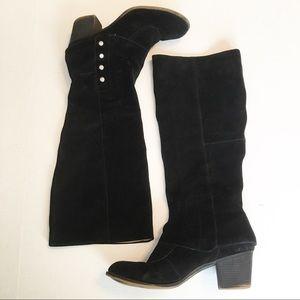 Nine West Vintage America On My Mind Leather Boots